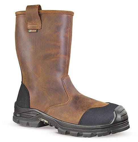Jallatte Jalsalix JJE16 Brown Safety Boots